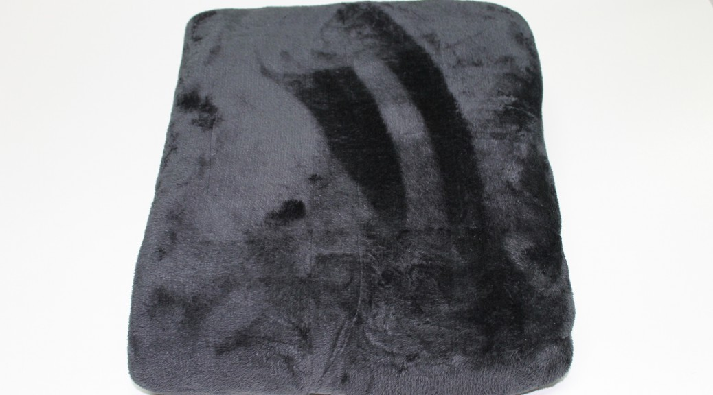 mikrofaser decke cashmere touch schwarz haushalt und. Black Bedroom Furniture Sets. Home Design Ideas